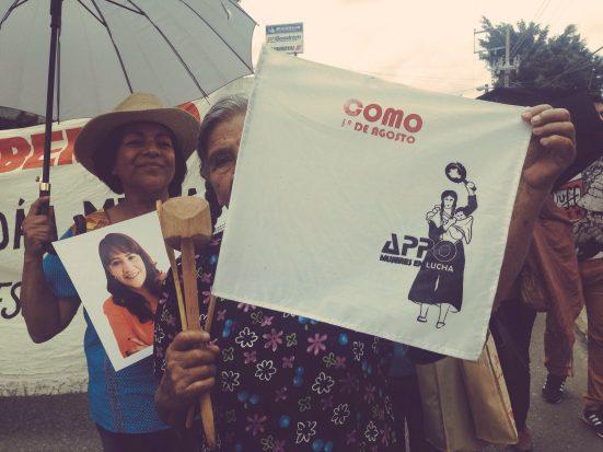 A diez años de la toma de CORTV por mujeres oaxaqueñas, exigen justicia y no impunidad, demanda aún pendiente