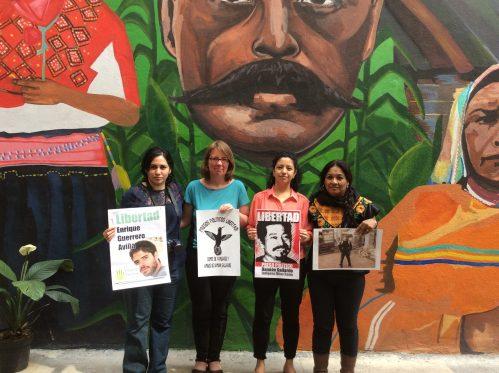 Comunicado: Culmina Red Alemana por los Derechos Humanos en México misión en el país