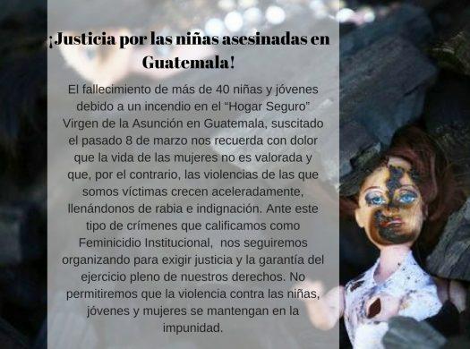 Nin?as Guatemala