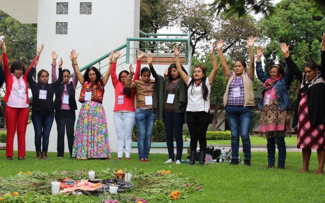 Declaratoria Política del 4º Encuentro de Mujeres Activistas y Defensoras de DH de Oaxaca