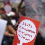 Alerta Máxima ante incremento de feminicidios en Oaxaca