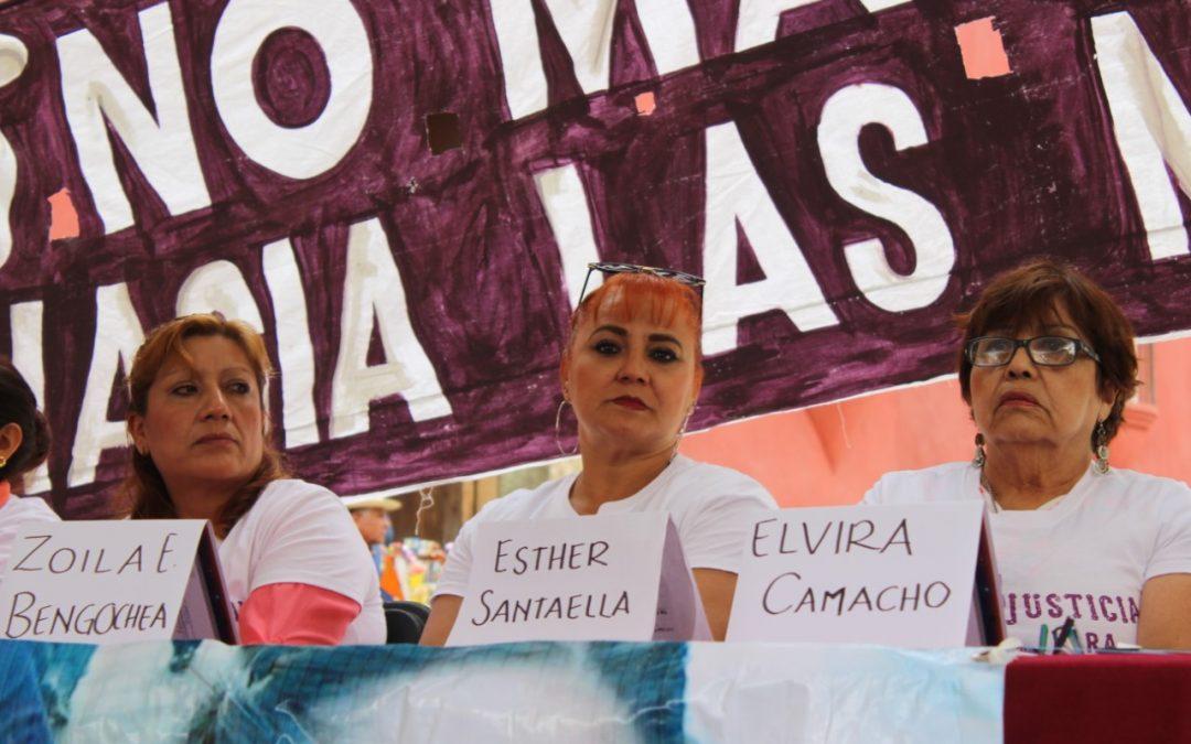 Consorcio Oaxaca vigilante del cumplimiento de la sentencia por el feminicidio de Dafne Carreño Bengochea