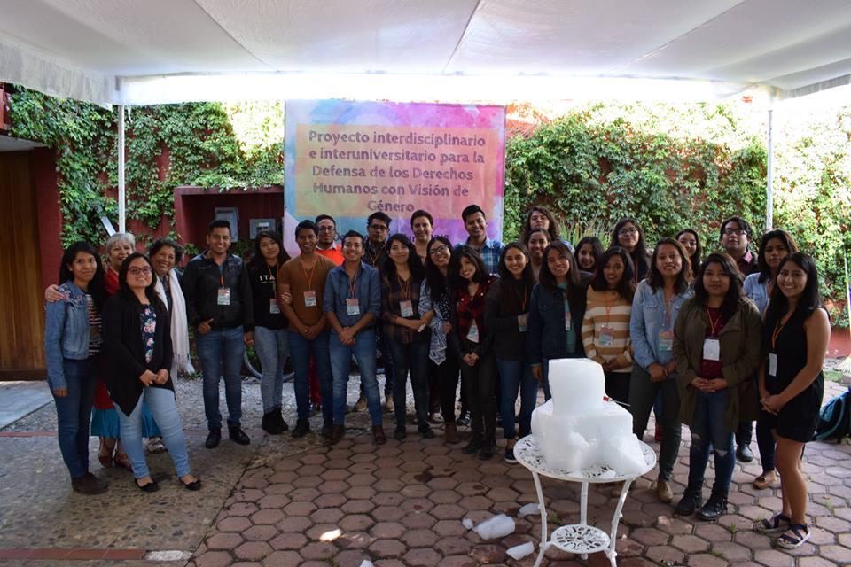 Consorcio Oaxaca arranca proyecto con jóvenes de distintas disciplinas y universidades