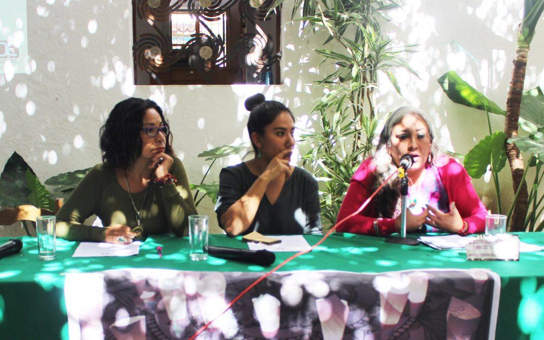 COMUNICADO| 120 feminicidios en el primer año de gobierno de Alejandro Murat, el más violento para las mujeres y niñas en la historia de Oaxaca.