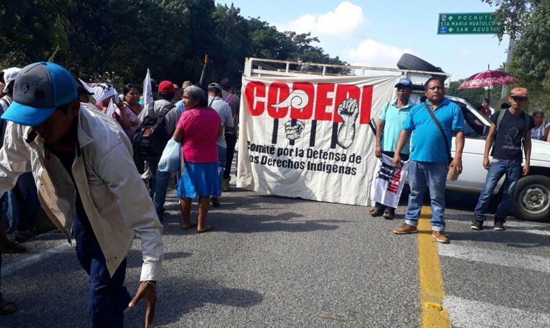 El Observatorio: exige poner fin a todo tipo de hostigamiento y ataques en contra de miembros de CODEDI