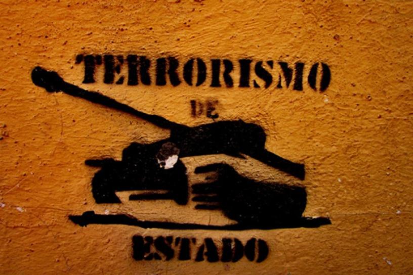 Denunciamos la política de Terrorismo de Estado en Oaxaca en contra del movimiento social encabezada por Alejandro Murat y Enrique Peña Nieto