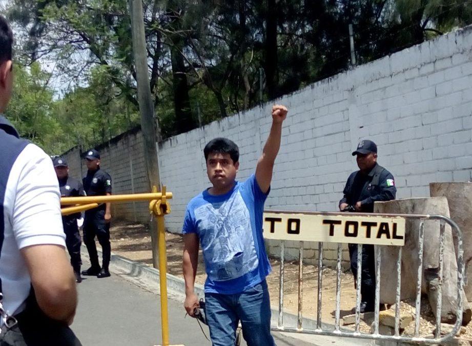 Liberación de Roque Coca y contexto de criminalización de la protesta social en Oaxaca