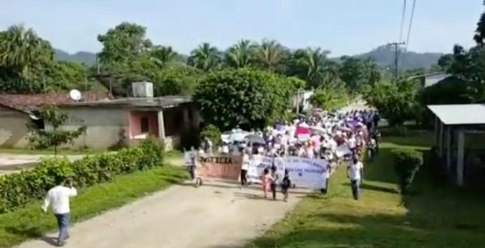 Condenamos Feminicidio de Camelia Manuel Cruz en la Región Mixe y exigimos justicia