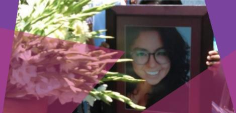 Comunicado. Lamentable y perversa decisión del Juez, dice Soledad Jarquín ante la liberación de Jehú Gómez López, actor material del asesinato de su hija María del Sol Cruz Jarquín