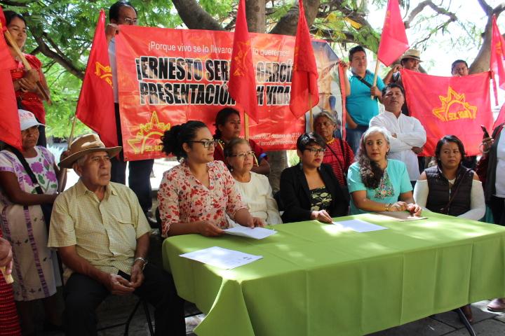 Comité Contra las Desapariciones Forzadas de la ONU solicita informe urgente al Gobierno Mexicano por el caso del abogado Ernesto Sernas