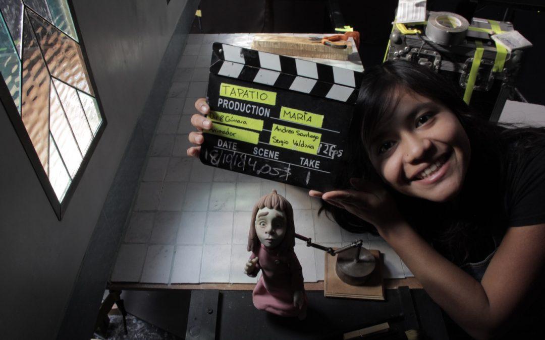 Joven oaxaqueña busca fondos para cortometraje