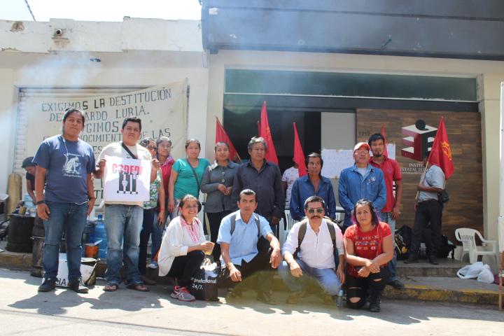 Caso CODEDI: Detención arbitraria y abuso en contra de defensor de DH Froylán González