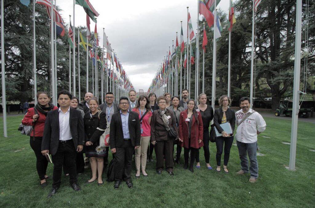México es examinado por la ONU sobre la situación de la tortura