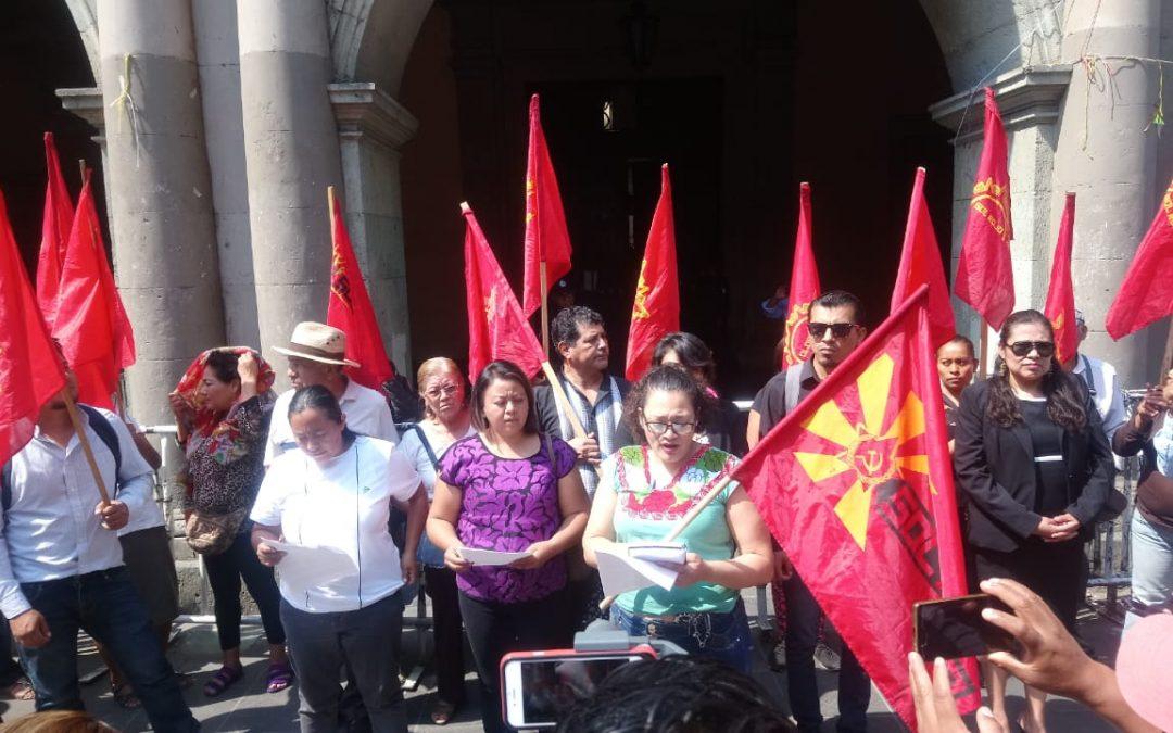 Desaparición forzada una realidad en Oaxaca