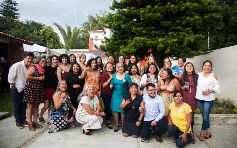 Consorcio Oaxaca conmemora 16 años de trabajo en la entidad