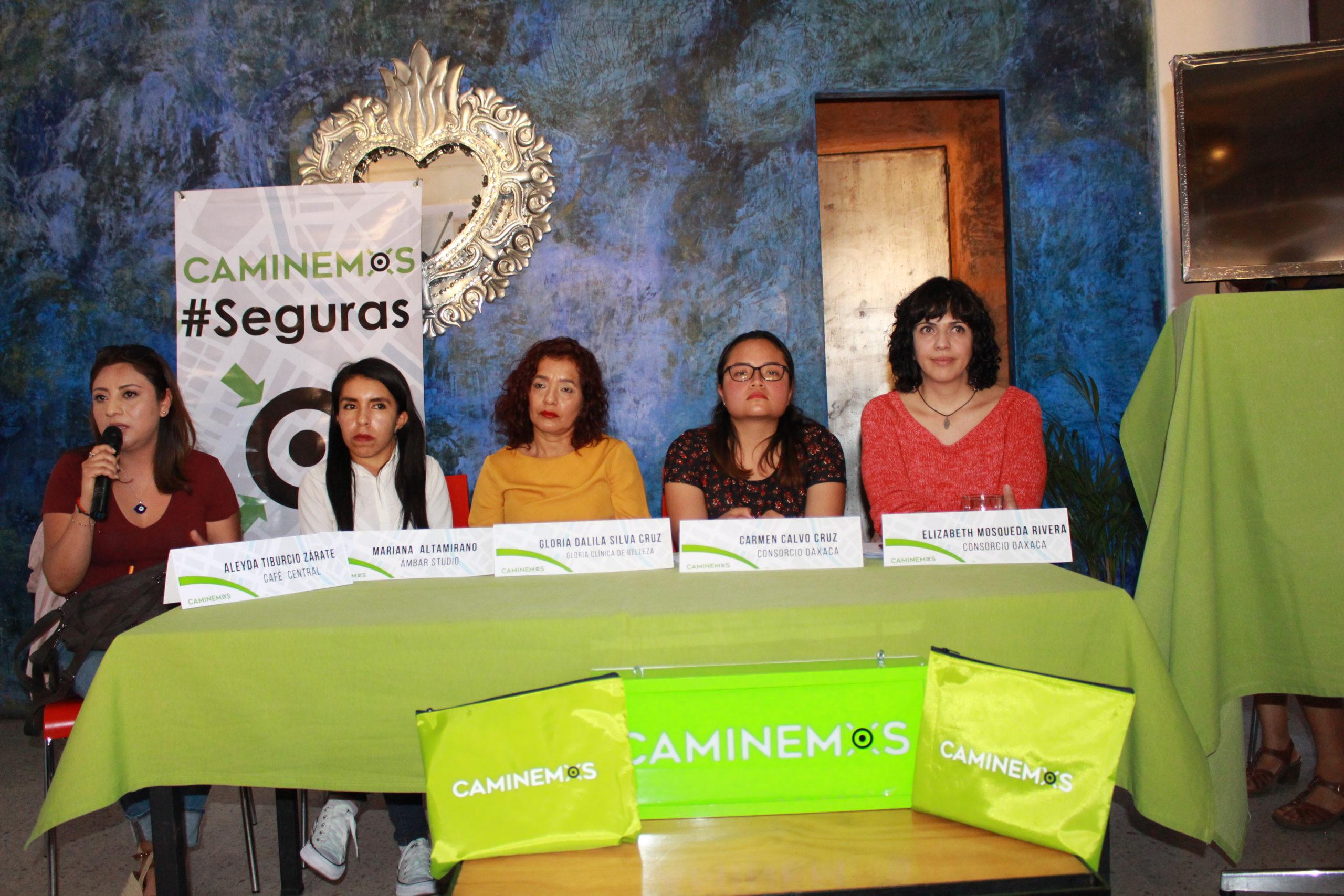 PRESENTAN RED DE NEGOCIOS PARA APOYAR EN CASOS DE AGRESIONES A MUJERES EN EL ESPACIO PÚBLICO