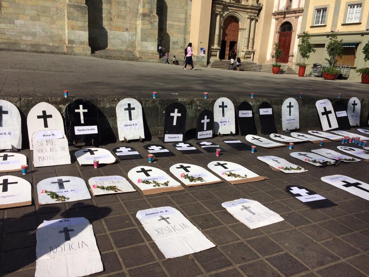 Incremento de desaparición de mujeres y feminicidio en Oaxaca