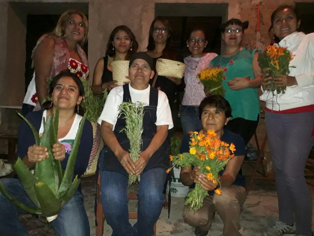 Tercera estancia de autocuidado, Red Nacional de Defensoras de Derechos Humanos en México