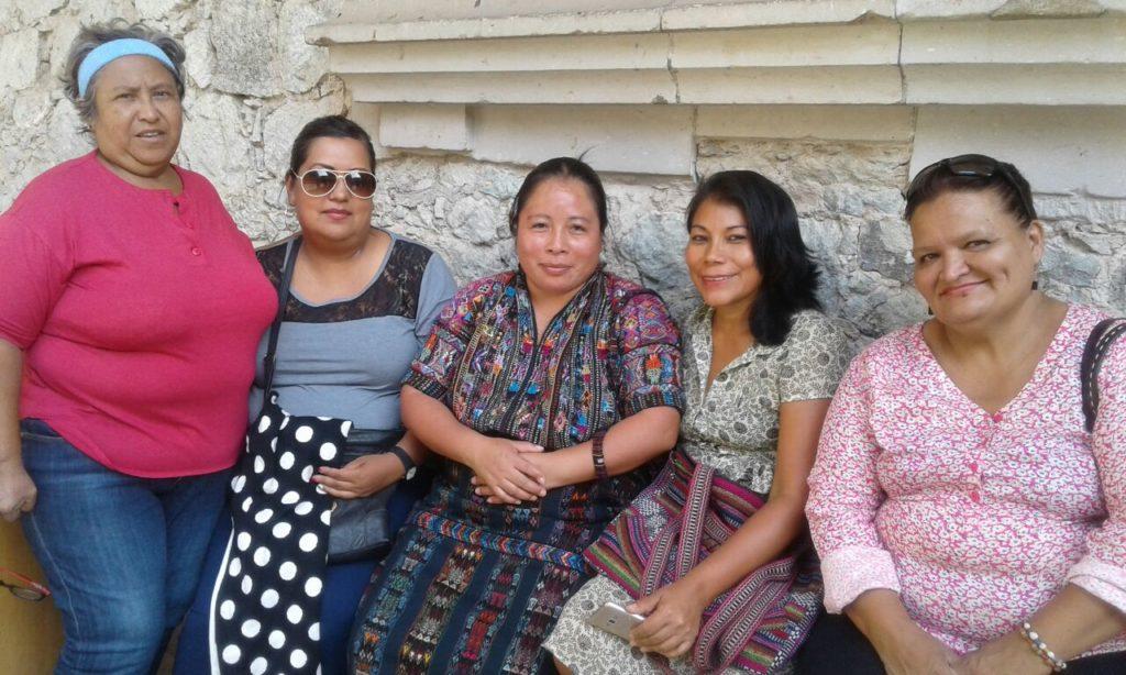 Segunda Estancia de defensoras de la Iniciativa Mesoamericana de Defensoras