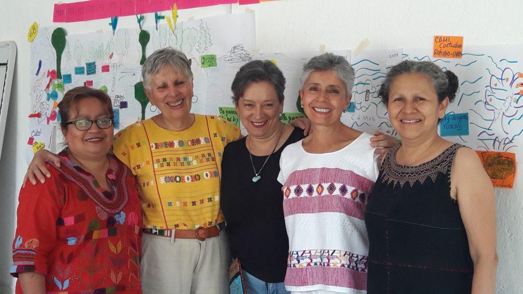 Estancia de autocuidado y reflexión: 30 años de Comaletzin