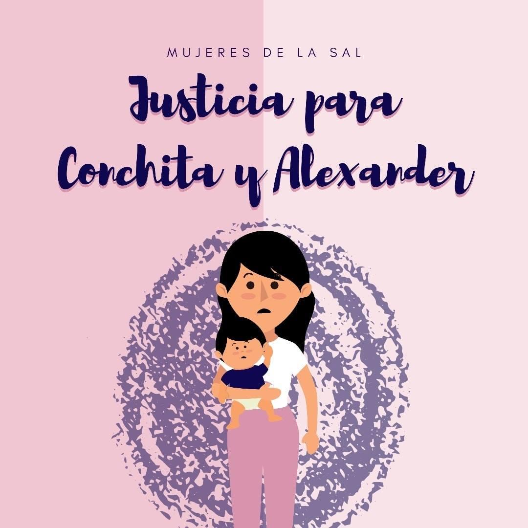 Justicia para Conchita