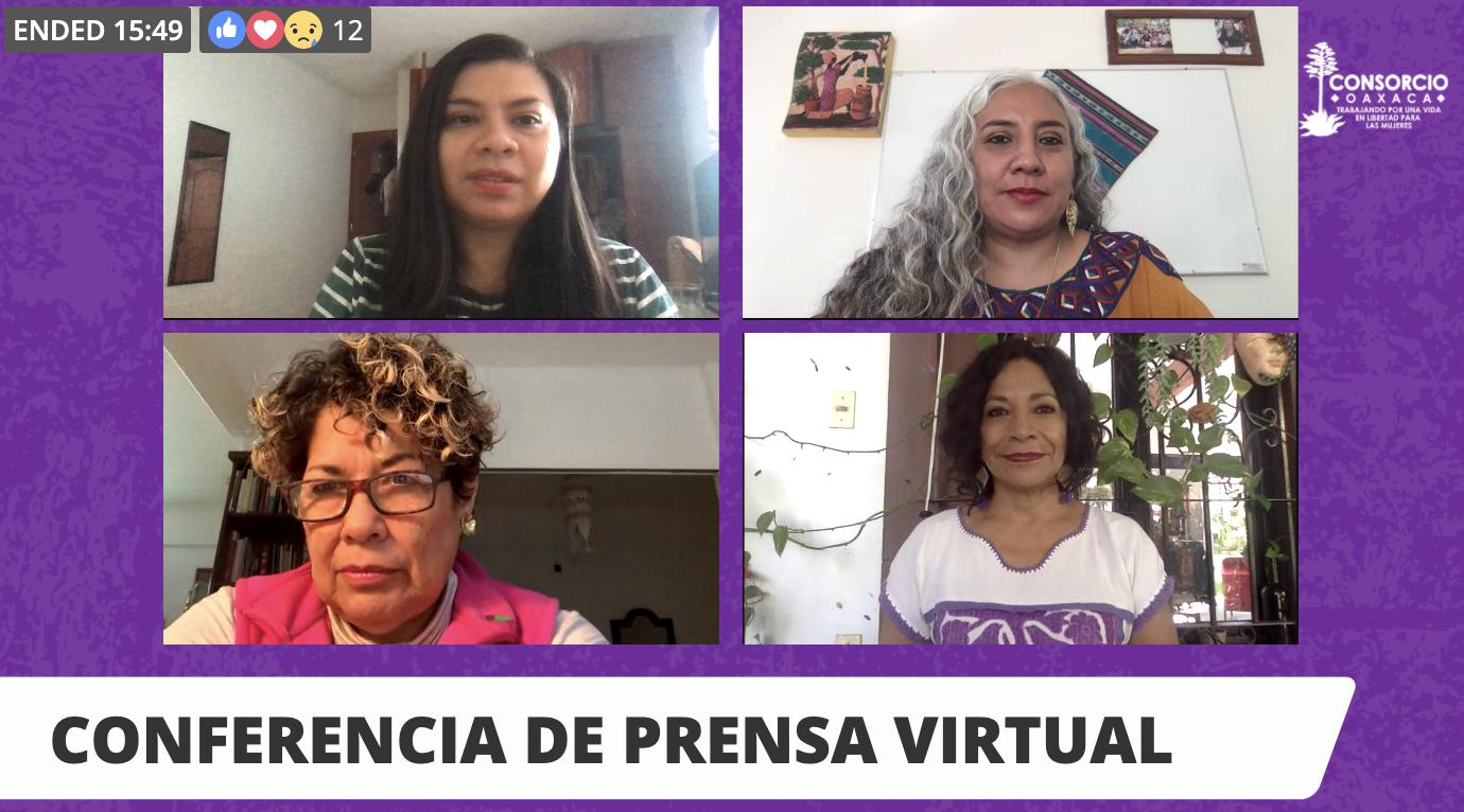 GOBIERNO DE MURAT: SIMULACIÓN E IMPUNIDAD ANTE LA VIOLENCIA  FEMINICIDA EN OAXACA