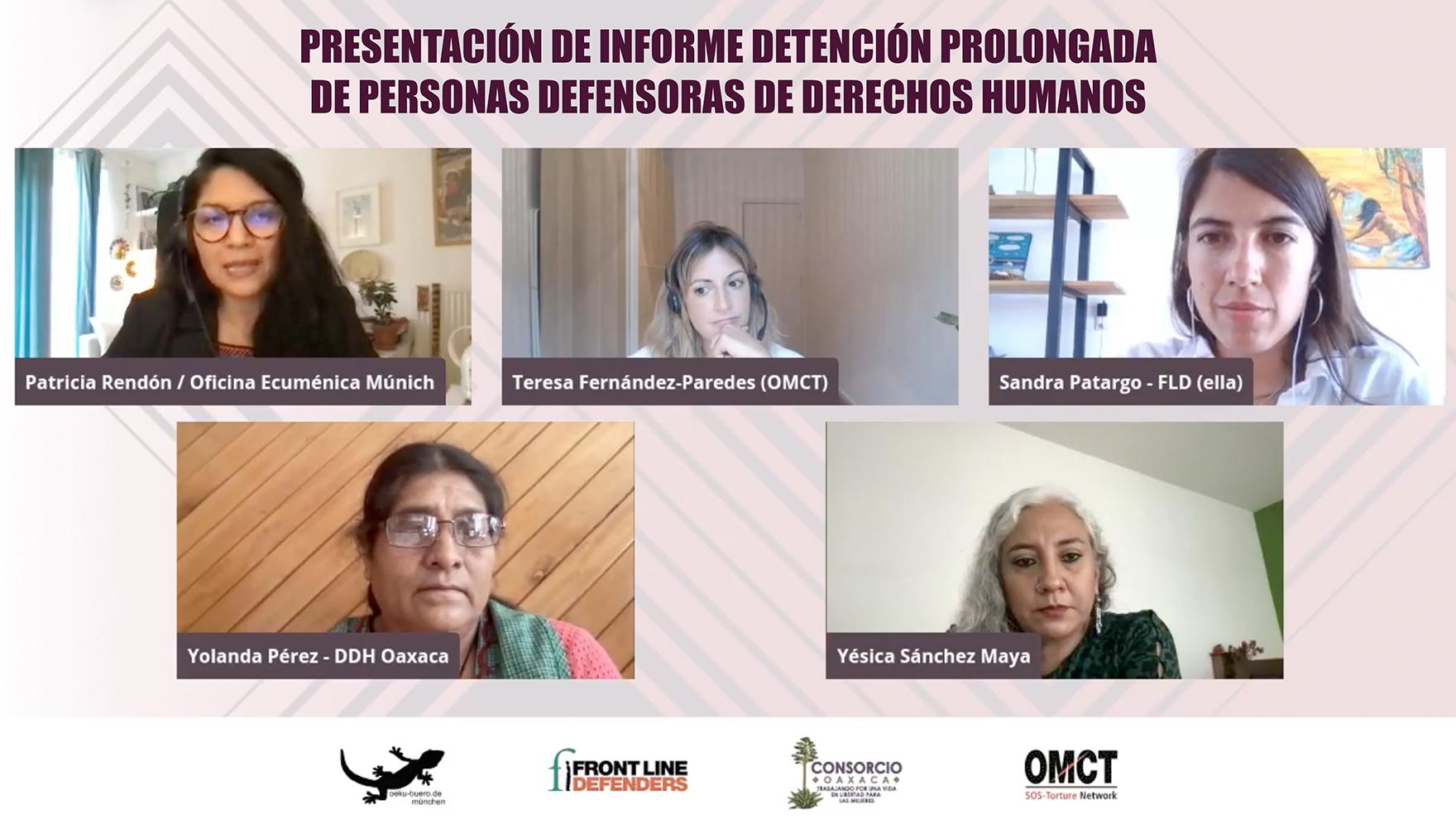 A 11 años de la detención arbitraria del defensor Pablo López Alavez, organizaciones nacionales e internacionales exigen su liberación inmediata